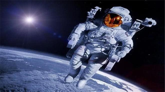 太空中没有阻力,那么开枪后子弹能飞多远?宇航员亲身试验