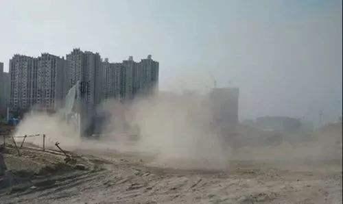 """7月重庆主城""""扬尘整治"""",这些单位被通报,来看存在哪些问题?"""