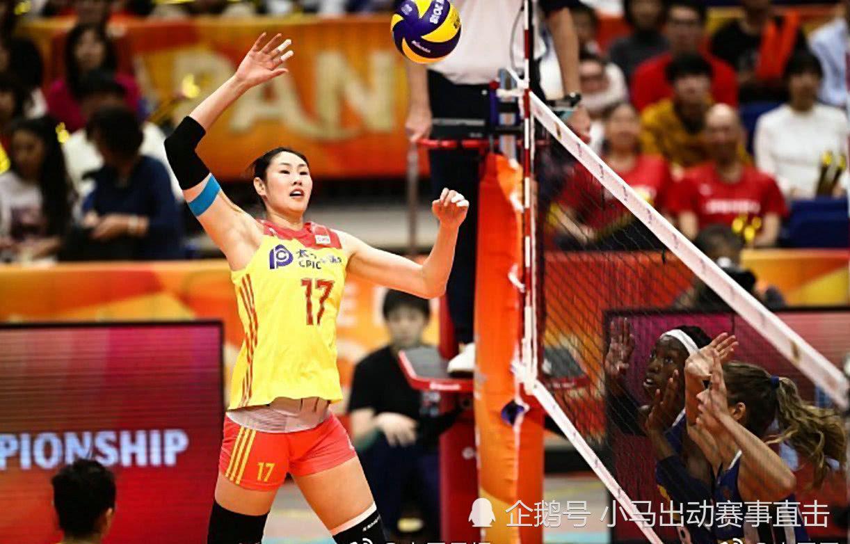 中国女排出战奥预赛!央视5套直播!解说不见黄子忠!
