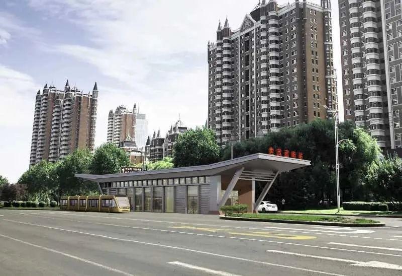 「哈尔滨轻轨路线」明年底竣工通车!哈尔滨新区智轨真的来了
