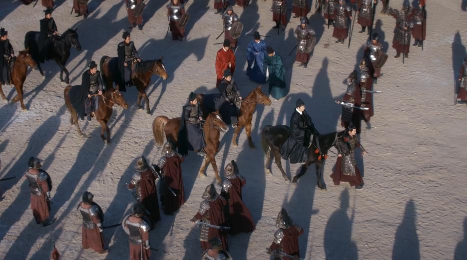 鹤唳华亭:太子本可躺赢,但顾逢恩坑了太子原着中皇帝已想废储