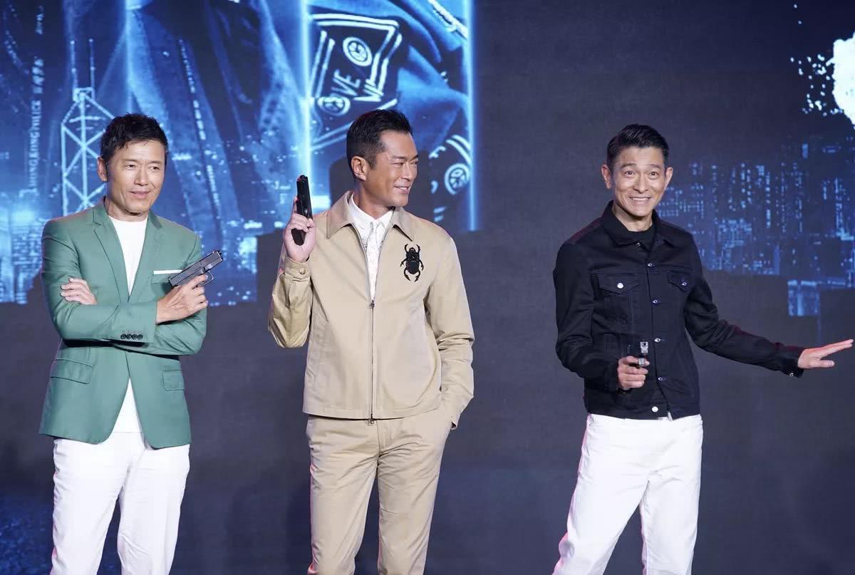 票房狂破12.53亿,古天乐赚翻了,但最大赢家却是刘德华