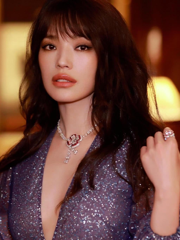 细数女明星们的时尚代言,舒淇、刘亦菲、倪妮,谁更受到品牌青睐