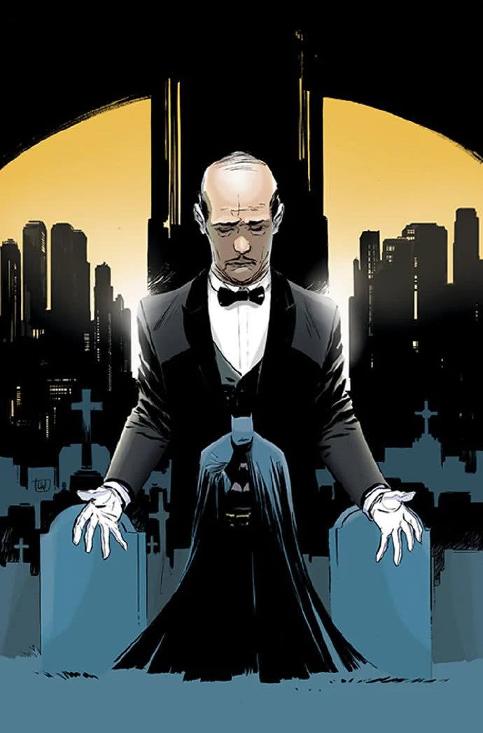 《蝙蝠侠》贝恩之城变成一场闹剧,老管家的牺牲值得吗?