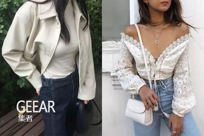 牛仔裤造型参考日韩时尚女性最实际!同样能穿出高级感!