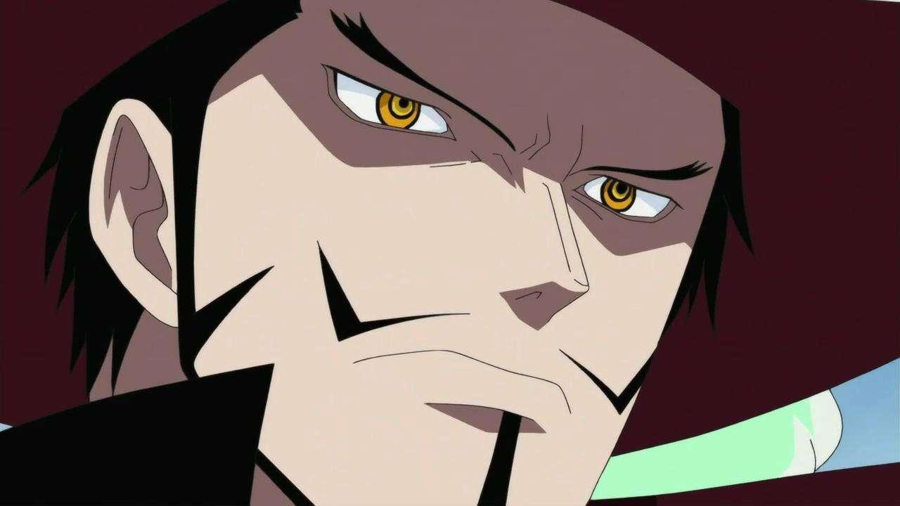 海贼王:鹰眼作为公认的世界第一剑豪,能斩杀四皇吗?