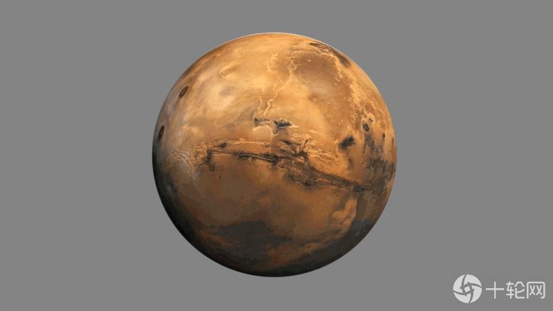 科学家仿真地震波如何穿越火星