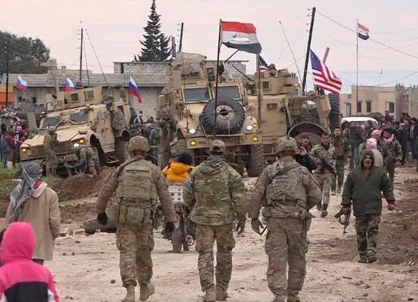 拒不返回营地,美军与叙民兵爆发交火,俄军闻讯迅速赶到现场支援