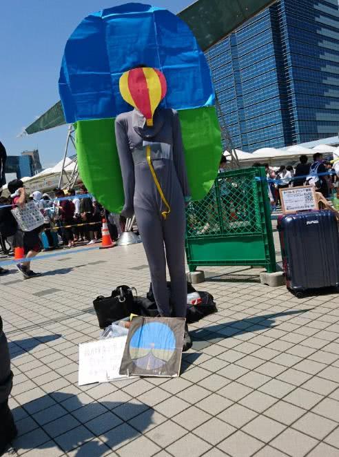 日本网友吐槽:据说这个COS,近视眼的朋友都看过