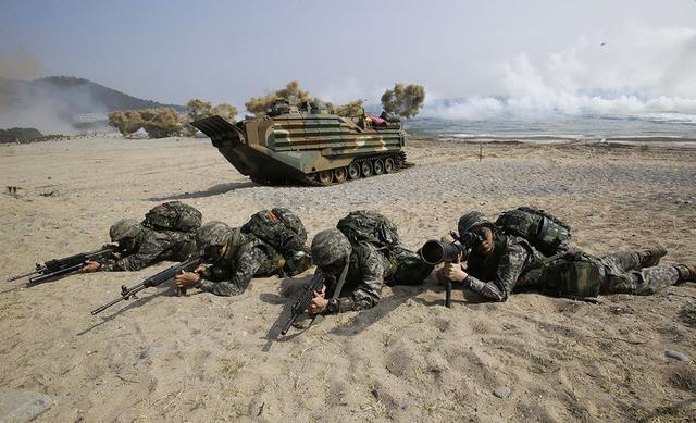 半岛又要生变!美韩两军突然作出危险举动,又给局势火上浇油