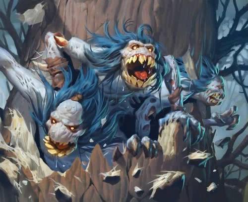 炉石传说德鲁伊新卡两连发:可以媲美终极感染的法术来了?