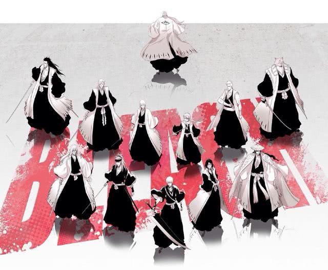 <b>死神BLEACH:护庭十三队中最厉害的番队,力挽狂澜的存在</b>