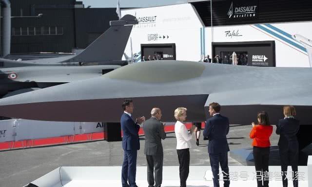 强买强卖F35没成功,欧洲盟友不再相信美国,多国联手研制六代机