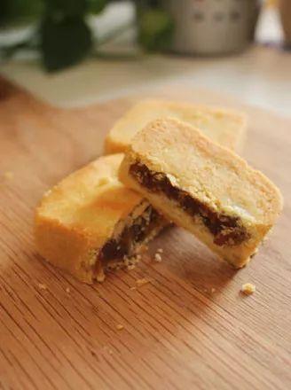 凤梨酥的超详细做法,厨艺小白都能学会!