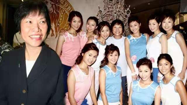 TVB高层因癌去世,曾开导马赛走出桃色纠纷,曹敏莉见最后一面