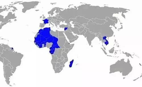 相比英国快速非殖民化,为什么法国放弃殖民地过程这么复杂?
