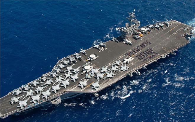 各国航母马力值大排名:美国第一当之无愧,中国名次值得肯定!