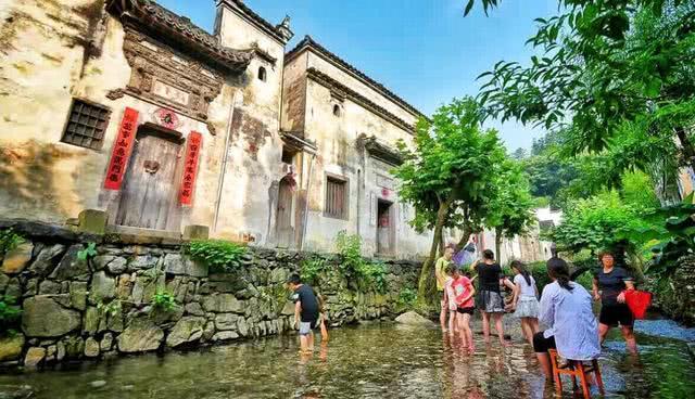 浙江最没存在感古村,至今有750多年历史,徽派建筑值得一游