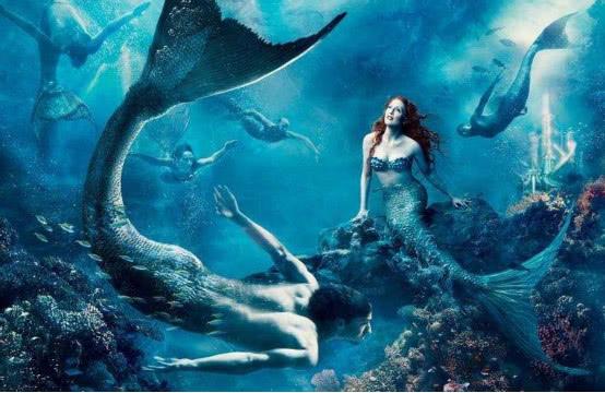 """传说中""""美人鱼""""曾真实存在,为适应深海生活,它们主动刺穿耳膜"""