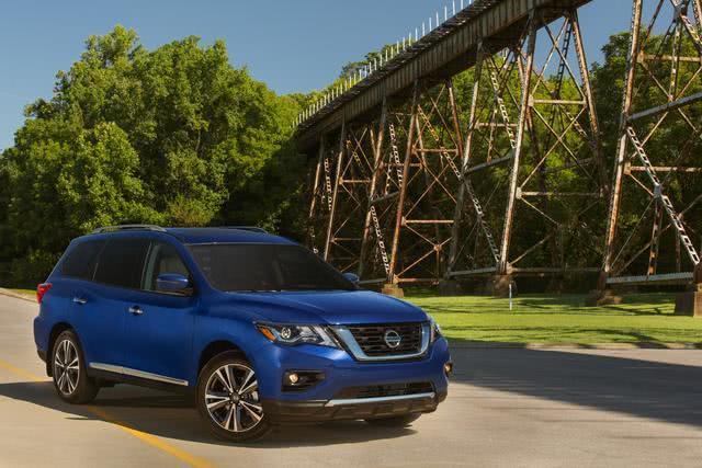 20款日产全新SUV登场,3.5升V6动力,284马力太强了