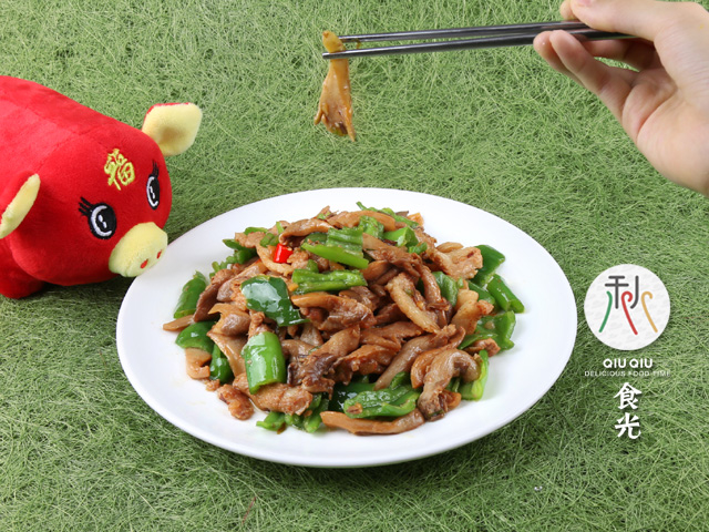 平菇超好吃的做法,让你一顿能多吃2碗饭,平菇炒花肉解馋又下饭