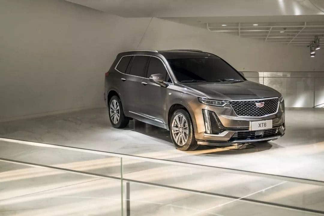 新美式大型SUV,凯迪拉克XT6,外观霸气,内心细腻