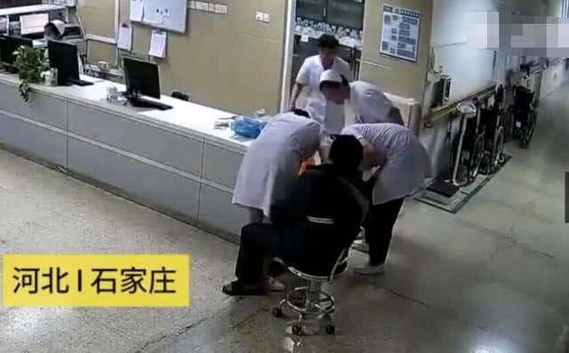 """外卖小哥送餐摔倒流血,被医护人员""""温柔以待""""!善良是一种选择"""