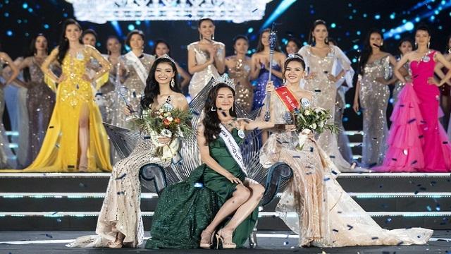 越南世界小姐前三甲曝光,颜值没话说,就是夺冠奖金只有9万