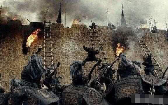 古代战争中,久攻不破的城池为什么不能绕过去?