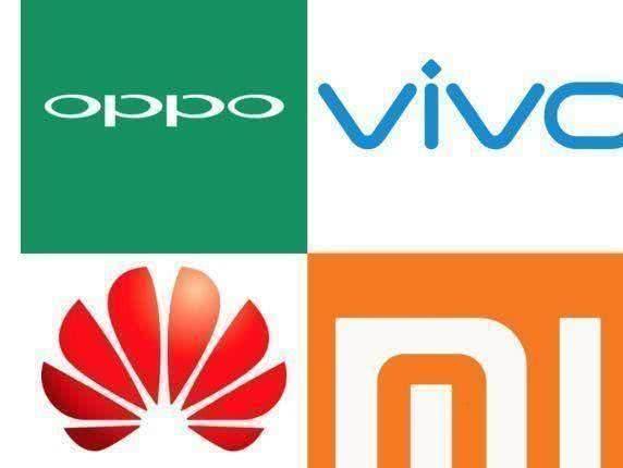 二季度手机销量曝光:华为实在太猛了,小米OPPO等全部大跌!