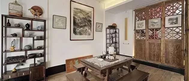 乡下装豪宅 , 每一件家具都散发着浓浓的中国味道