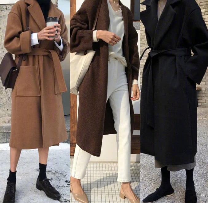 27套秋季日常穿搭,穿出你的高级感,想不迷人都很难