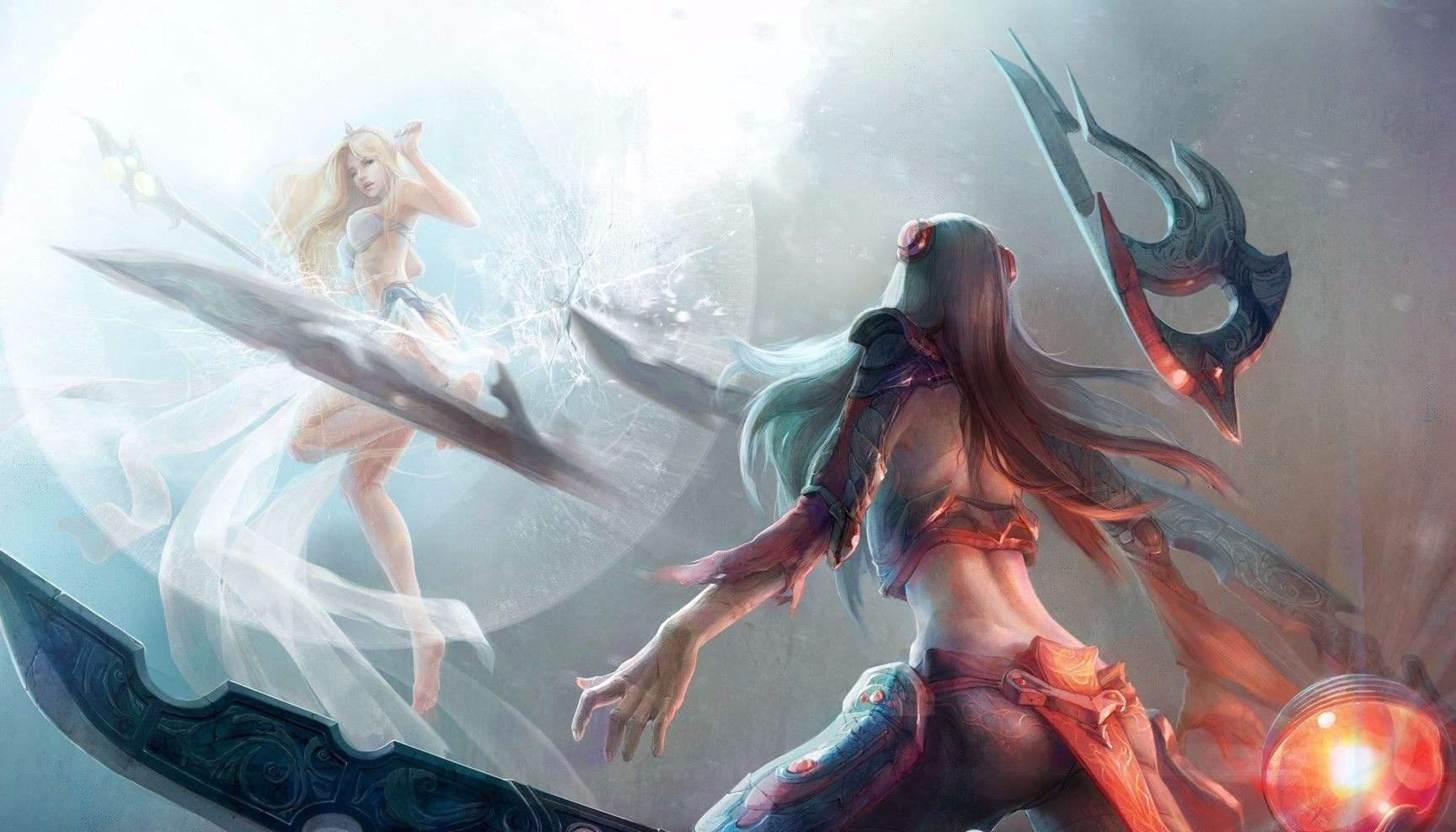 英雄联盟CG《战士》发布,EZ卡莎被暴打,符合当前AD现状!