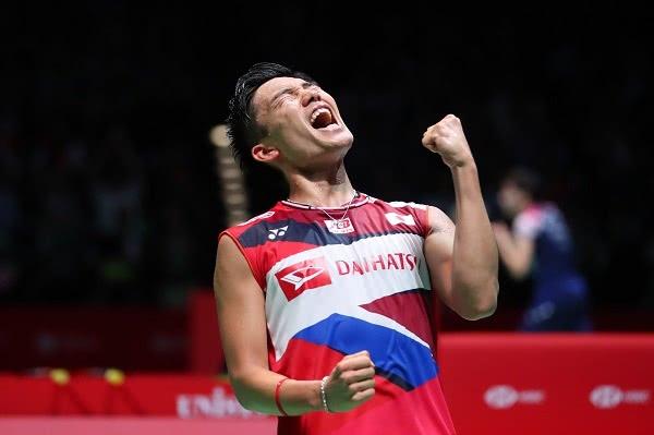世界羽联公布最新世界排名 日本占据三项世界第一