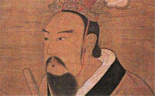 """他被称为""""菩萨皇帝"""",信奉佛教40年未进后宫,死因被后人嘲笑"""