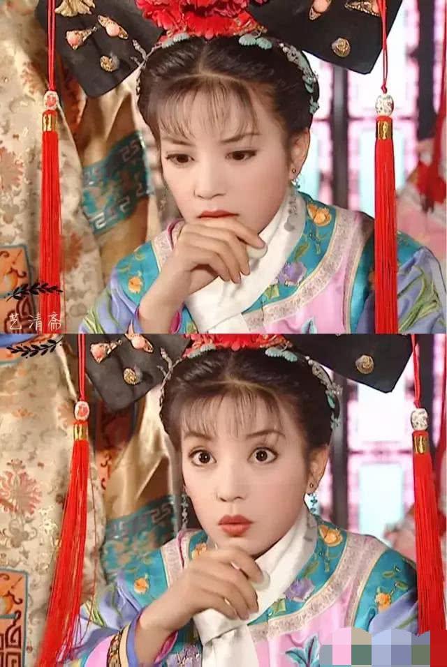 看了23年前的照片,一直美的纯天然,难怪当年黄晓明那么喜欢她