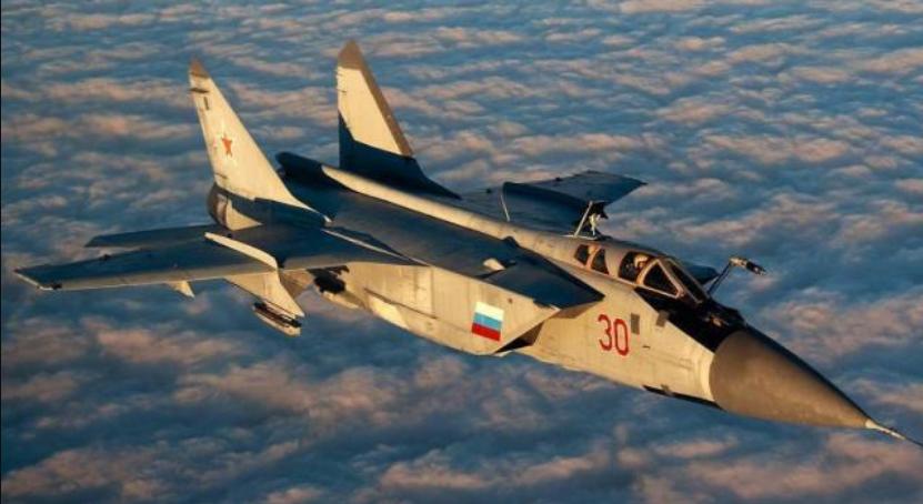俄战机遭遇空中拦截,飞行果断开火击落,白宫:为啥没有警告?