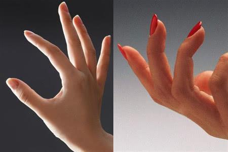 只用纸甲油后怎么保养手指,纤纤玉指养成记