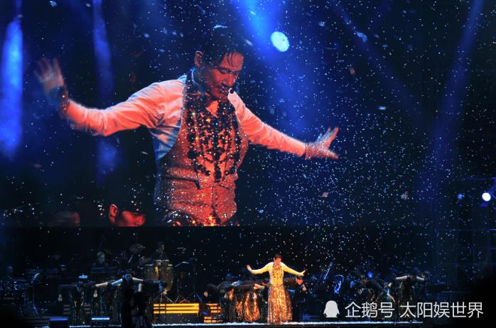 他是华语乐坛巨星,曾瞧不起四大天王,现在还每年被《歌手》邀请