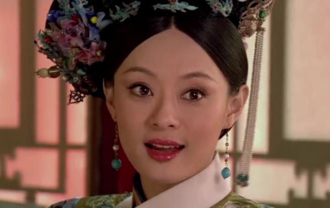 <b>甄嬛回来后,眉庄无心的台词表明她已知安陵容是坏的</b>