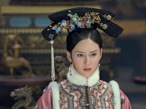 她是清朝最大龄入宫的妃子,六年封妃,死后乾隆辍朝三日