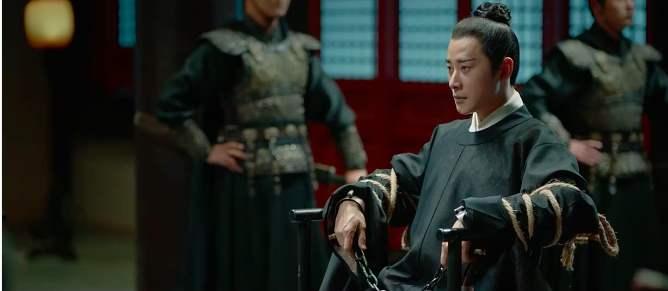 《鹤唳华亭》:不要小看罗晋饰演的太子,你以为他是充话费送的吗?