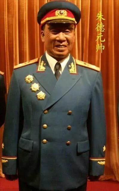 朱德、彭德怀、林彪、贺龙、刘伯承罕见半身照,值得收藏