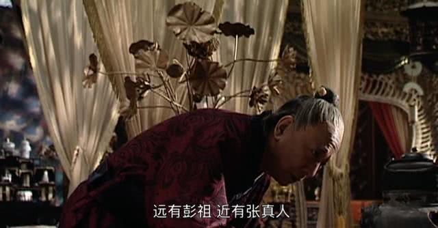大明王朝:嘉靖帝同时软禁了吕芳、严嵩、徐阶和自己,是何用意?