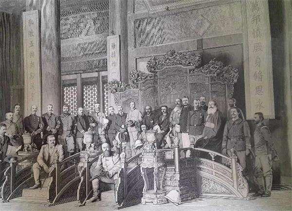 1900年侵华的八国联军,如今状况如何?这两个国家已不复存在