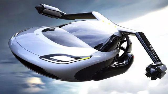 当科幻成为现实时,未来的汽车将会是什么样?
