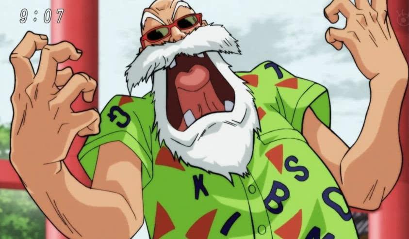 扮猪吃老虎的龙珠战士,一个大胜雅木茶,他在龙珠超惊艳比鲁斯