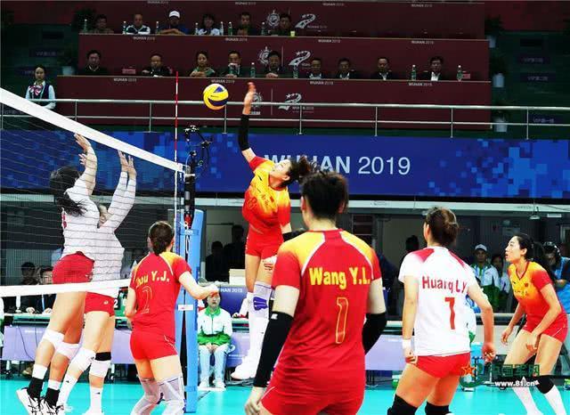 <b>准国家队阵容拿不了军运会金牌,中国女排奥运备战依然任重道远</b>