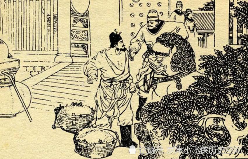 这位隋唐英雄是谁?劫过皇杠当过皇帝,还做过征猫将军,专门收猫