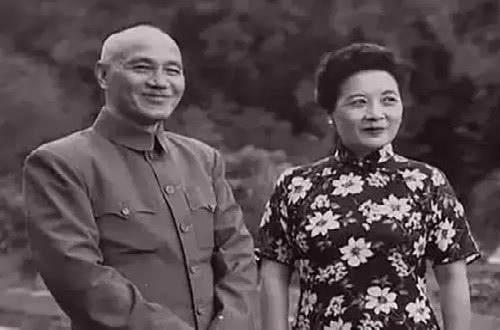 蒋介石去世后,宋美龄为何要搬到美国,美国的真实生活是这样的